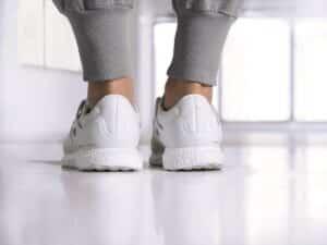 Sneakers homme cuir