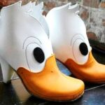 chaussures Donald Duck