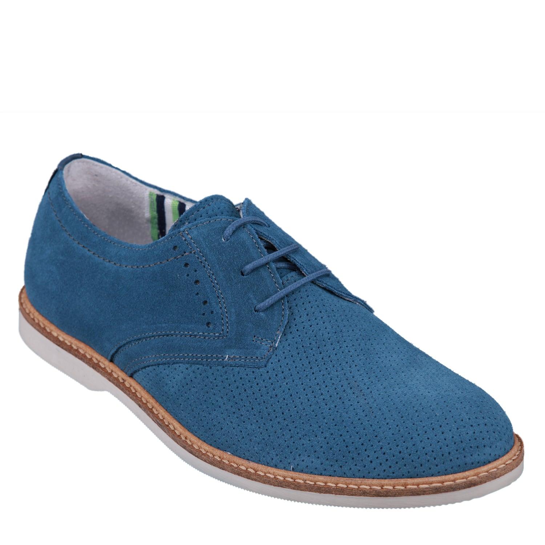 Chaussure bleue