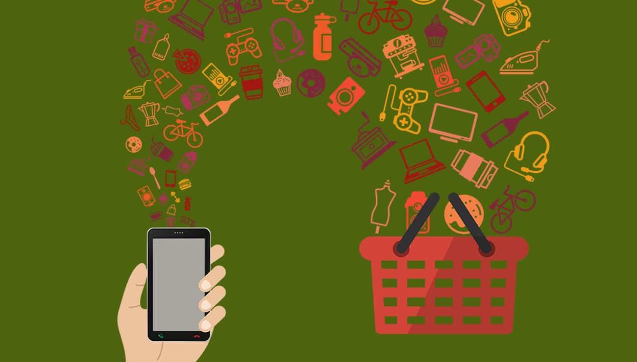 Effectuer plusieurs achats promotionnels par appareil mobile sur internet