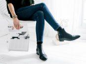 Comment porter des chelsea boots pour femme